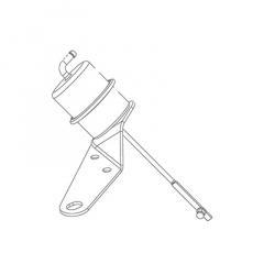 Actuator 2061-010-015 pentru turbine HOLSET model HX30W