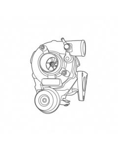 Turbina Model K03 Cod 8G15-200-043