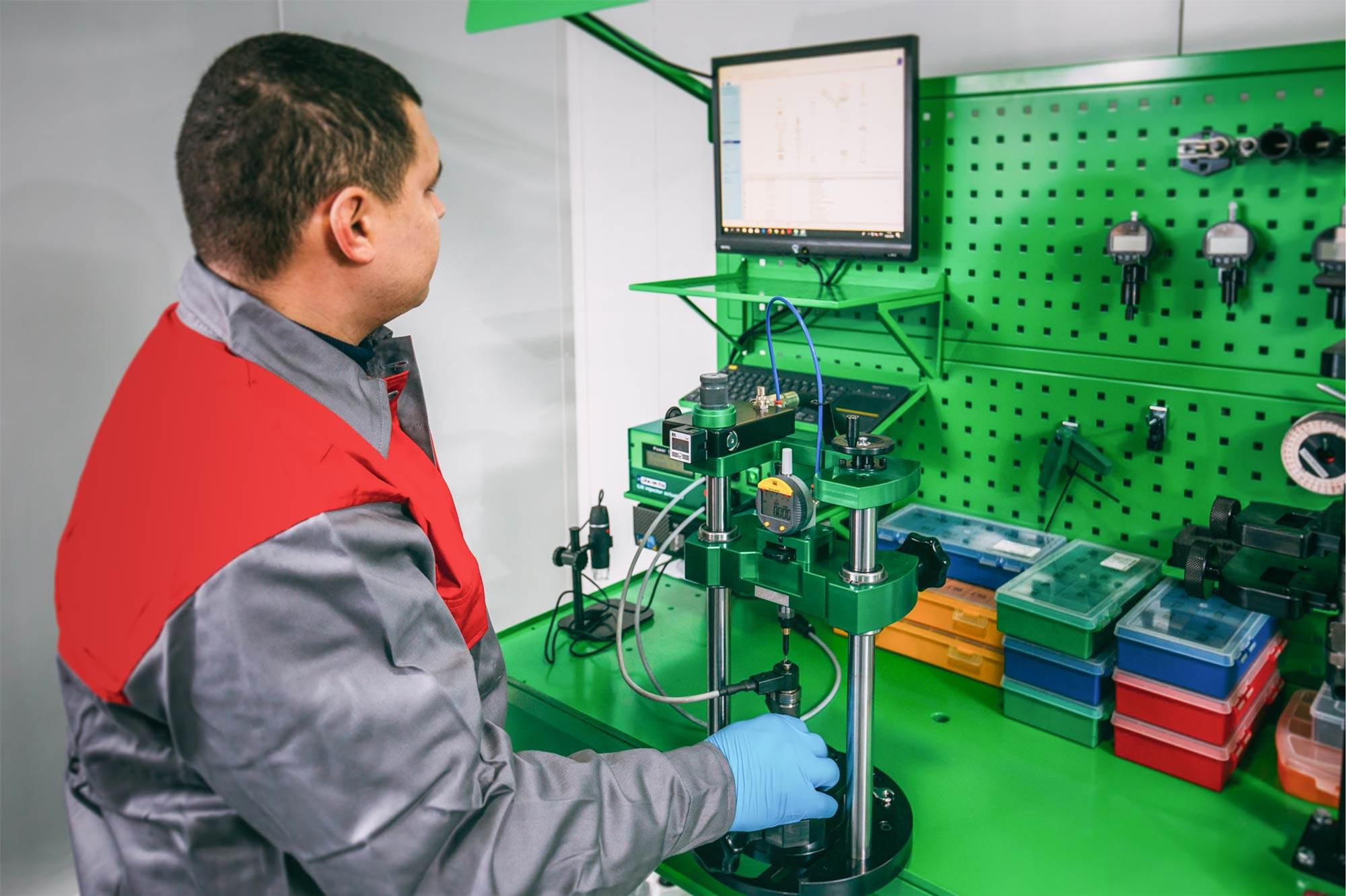Reparatii reconditionare injectoare