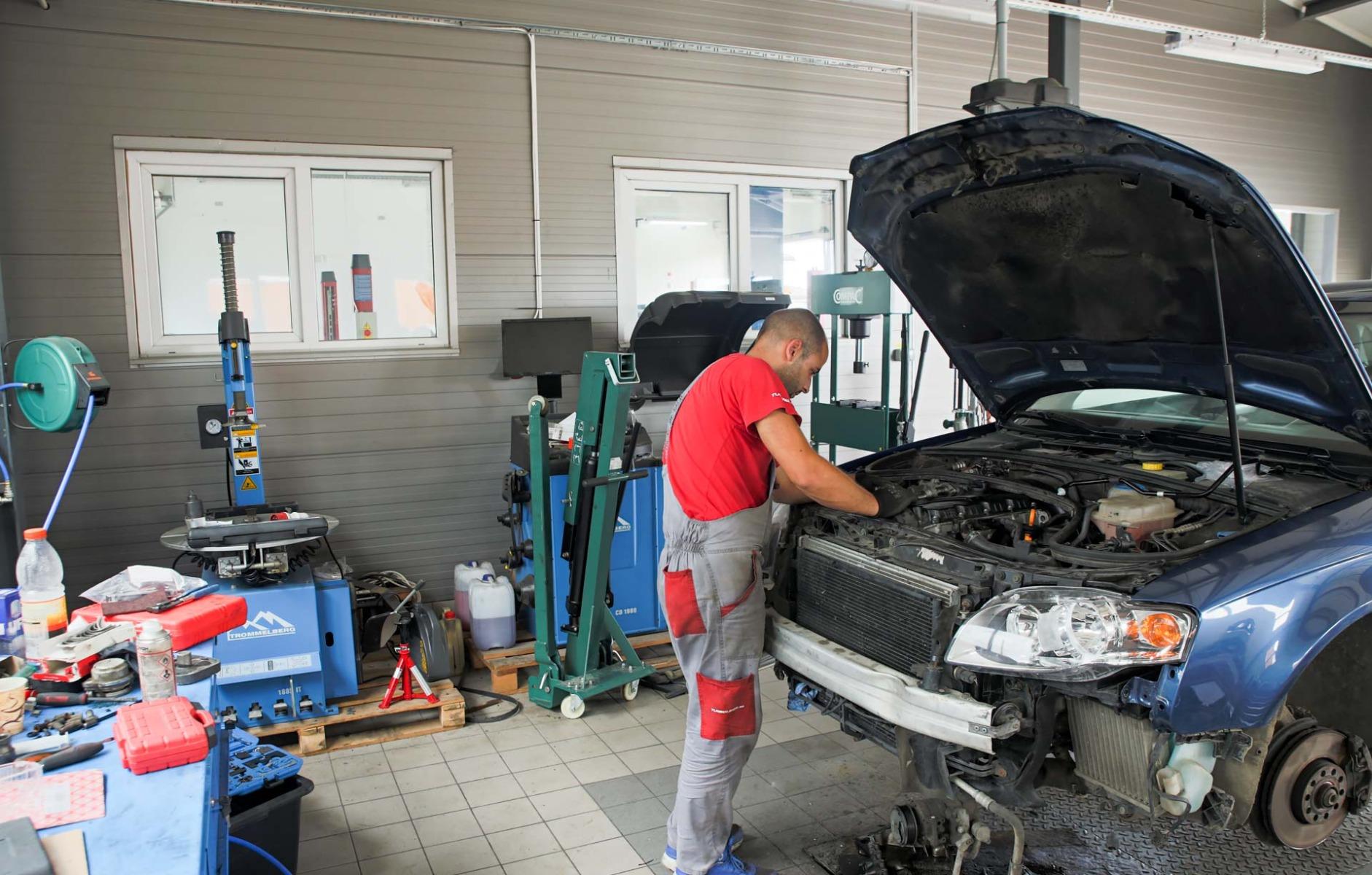 Service auto Turbolider