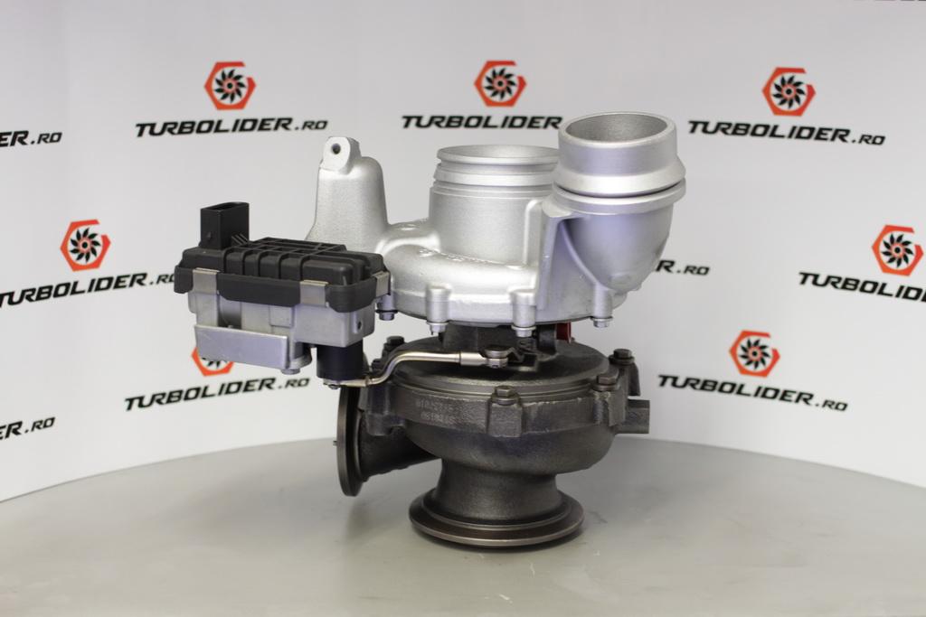 Turbosuflanta BMW 525 d (F10)